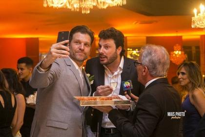 Evento no buffet Casa Bertolazzi