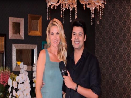 Ana Hickmann e Maislaser na Casa Bertolazzi