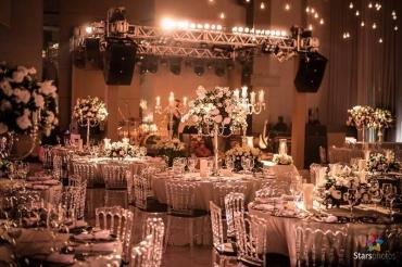 Buffet de Casamentos na Vila Romana